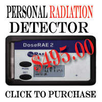 Personal Radiation Detector Promotion