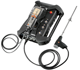 Testo 350 Emission Analyzers: Kits, Sensors, Upgrades, Accessories & Probes